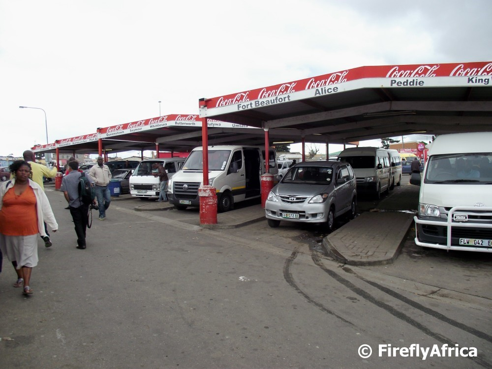 Port Elizabeth Daily Photo: Going home for the holiday