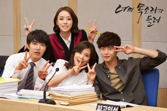 i hear your voice, k-drama, review