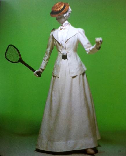 La moda en el deporte del siglo XIX ~ Keselleva.com