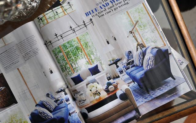 Blue & White :: A Tried & True Palette