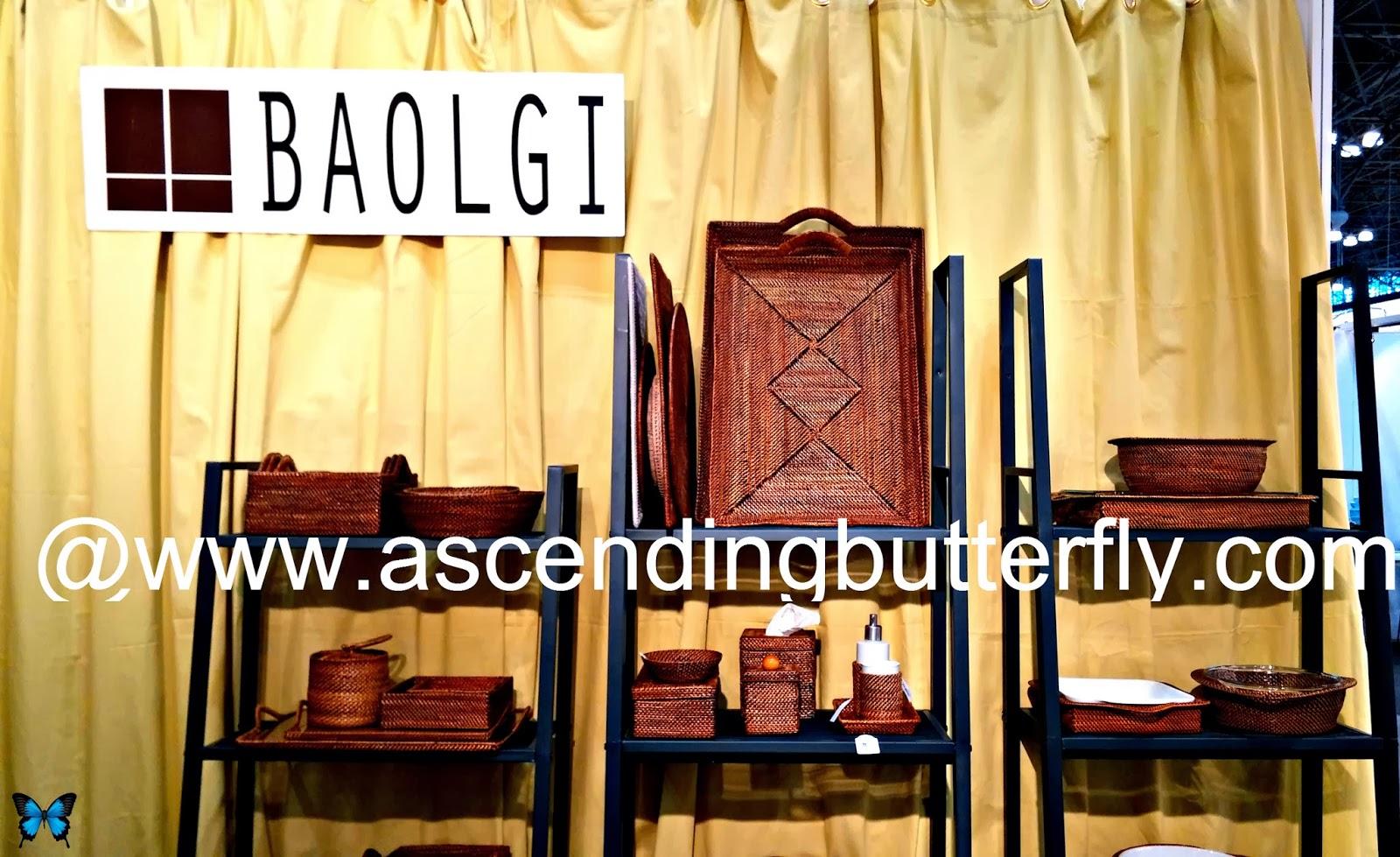 BAOLGI, rattan Housewares