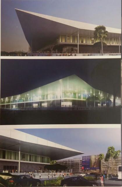 Sao paulo expo center