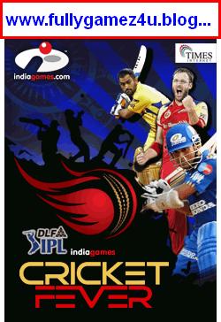 Download DLF IPL 4 Fever Game