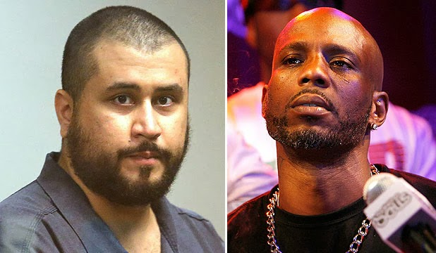 DMX vs George Zimmerman