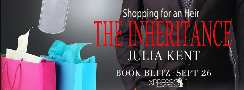 Shopping For An Heir Book Blitz