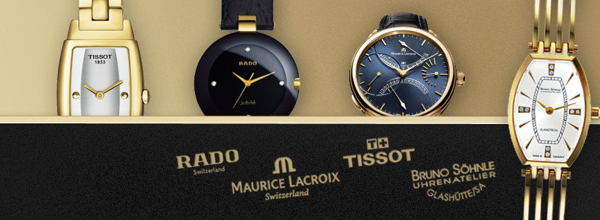 """Juwelier """"Goldmine"""" Berlin - Schmuck und Uhren von Top-Marken"""