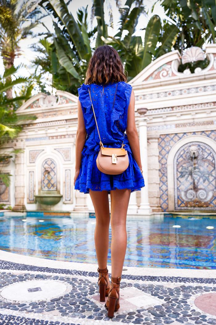 Versace Mansion Mara Hoffman 2016 Swim
