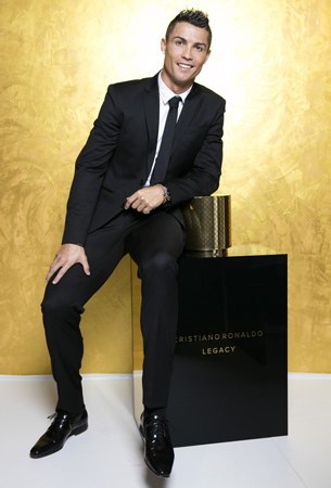 Cristiano Ronaldo Legacy eau de toilette