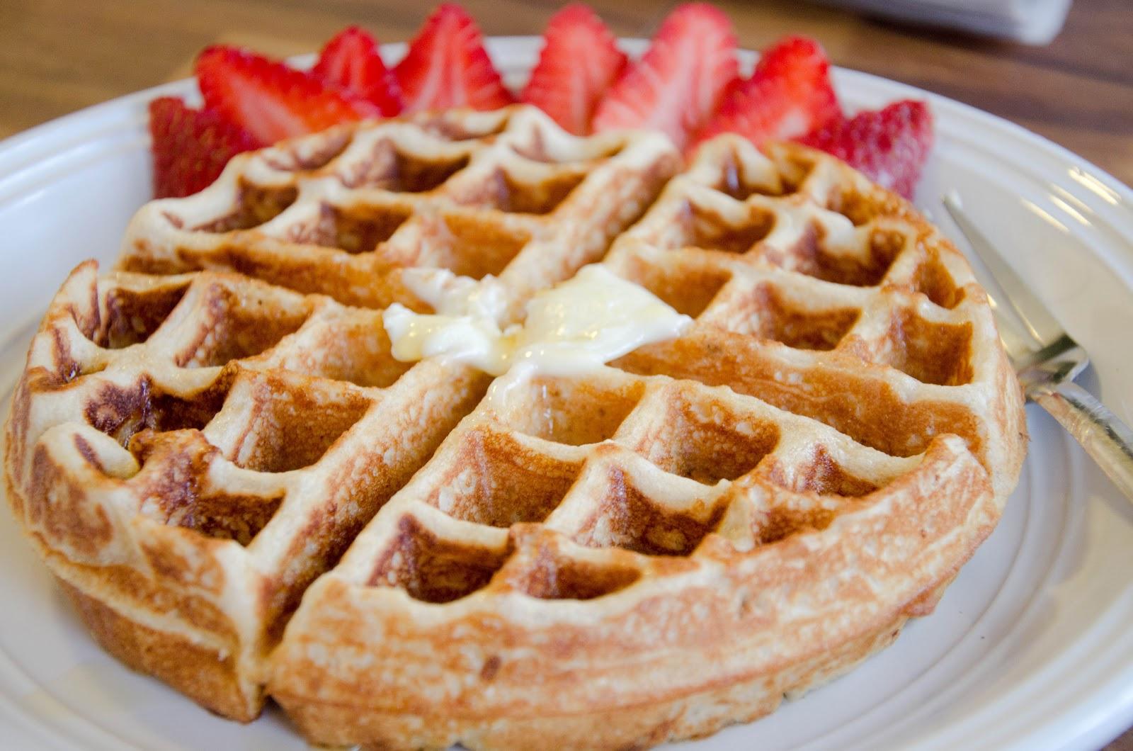 Fabulous Foods!: Whole Grain Waffles