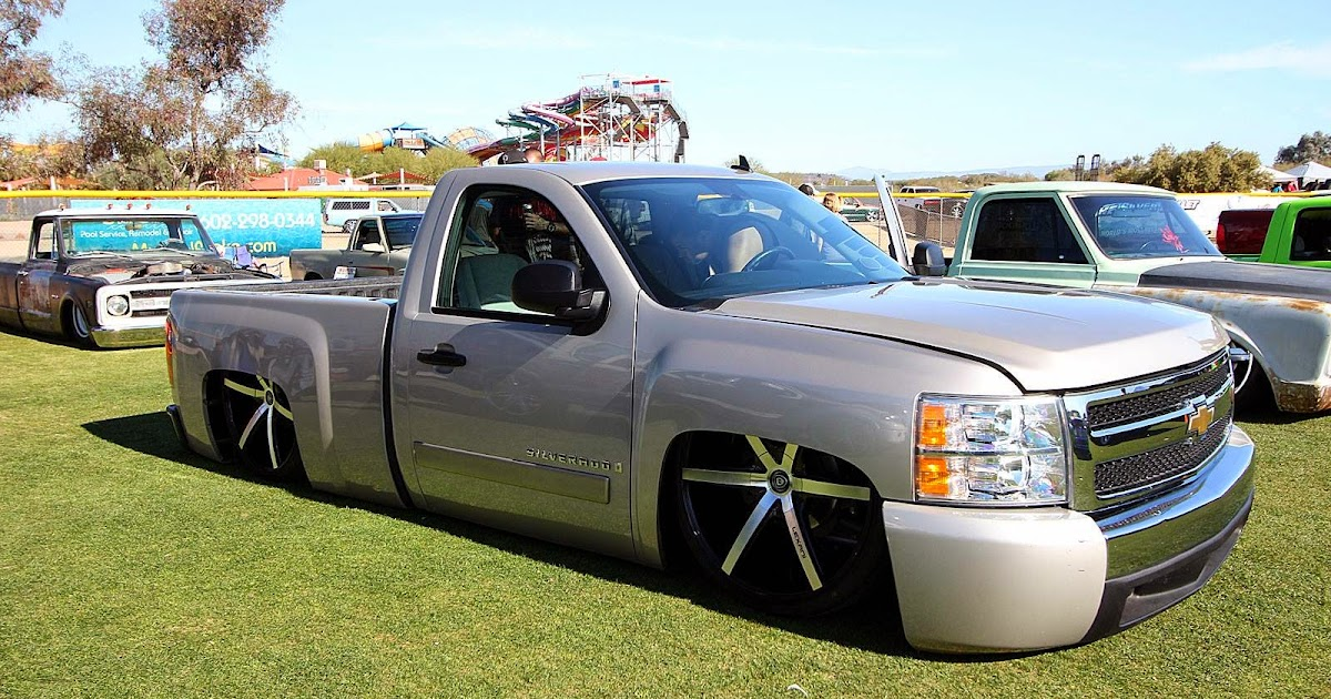 Chevy Silverado Custom Wheels >> Tricked Out Showkase - A Custom Car | Sport Truck | SUV ...