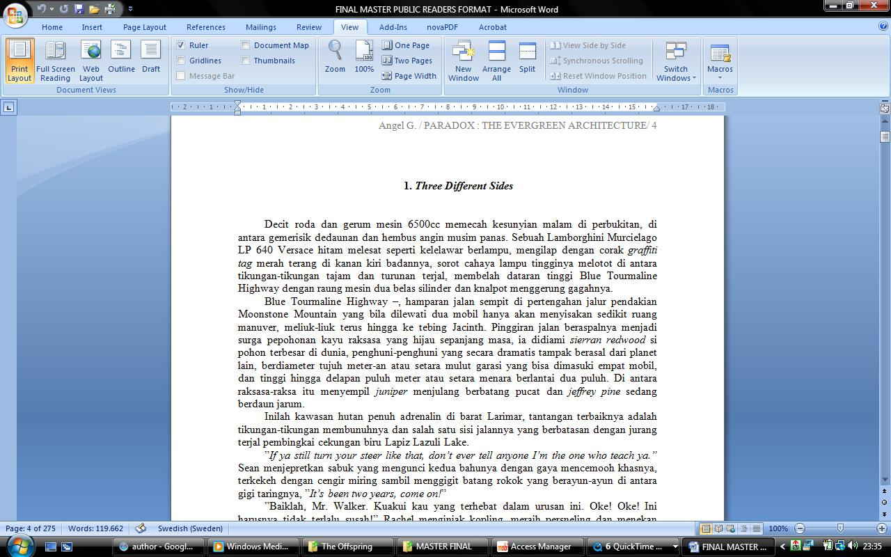 Best research proposal template picture 3