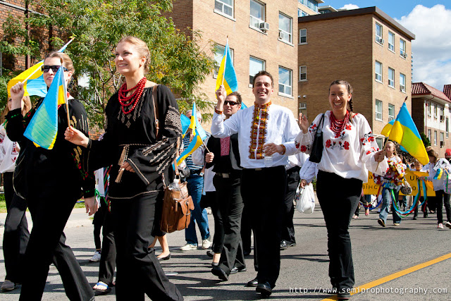 Ukrainian Parade