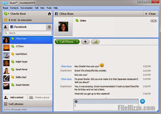 Skype 6.14.0.104 filehizza
