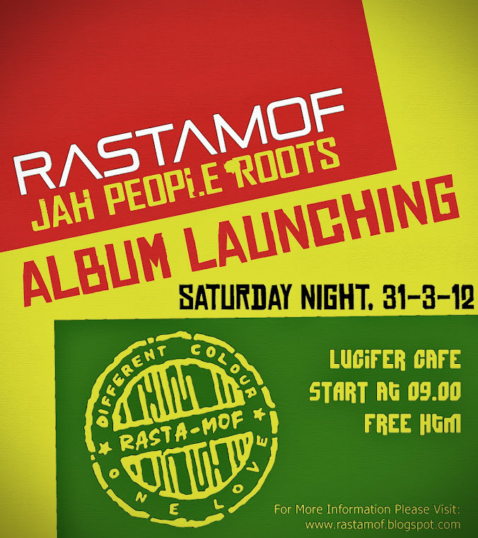 Welcome To Rasta MOF Blog