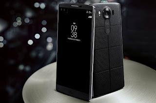 بالفيديو: إل جي تكشف عن هاتفها الجديد V10