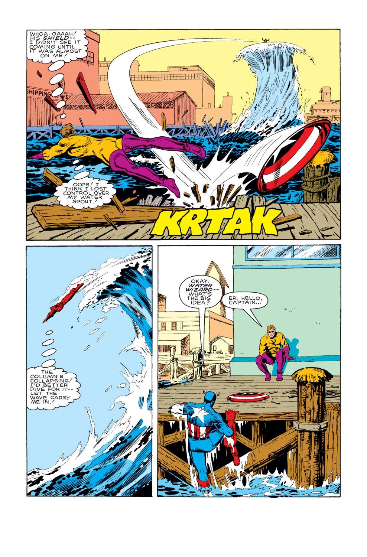 Captain America (1968) Issue #320 #248 - English 4