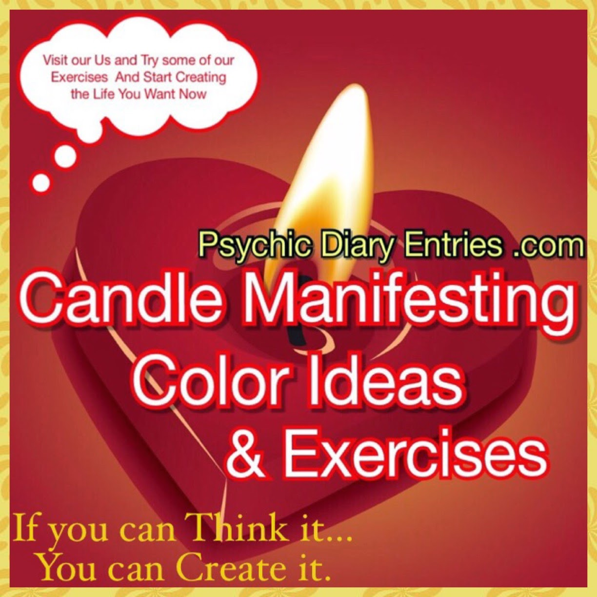 Simple Candle Manifesting II