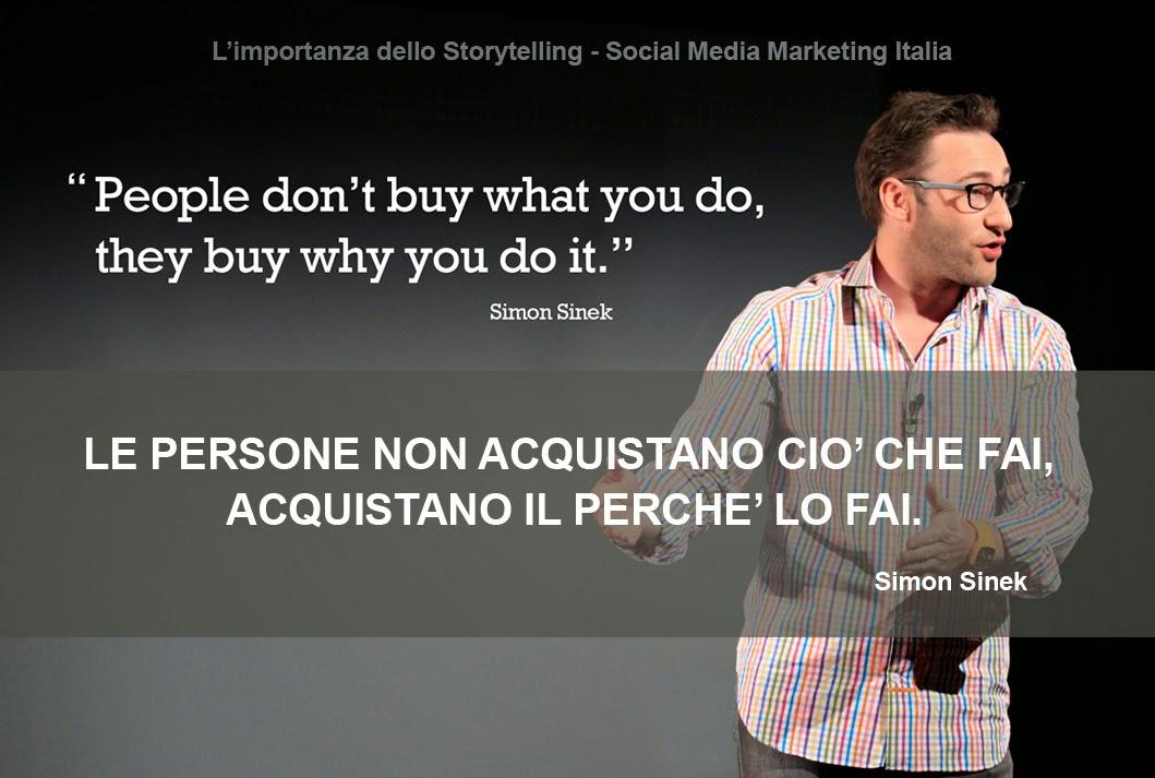 Arte della persuasione, le persone non acquistano ciò che fai ma perchè lo fai