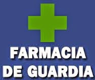 FARMACIA DE GUARDIA EN CARTAMA