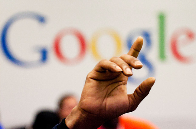 Few of Google's Tech Workers Are Black