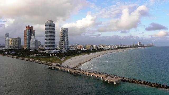 Miamia Beach Pier