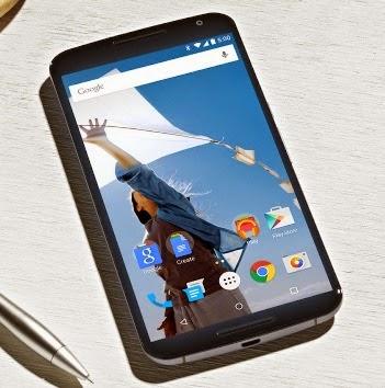 το νέο smartphone το Nexus 6
