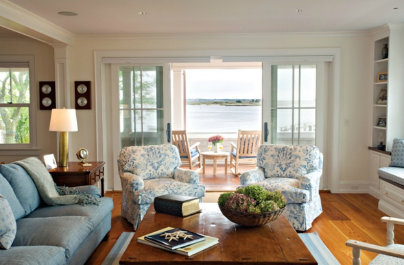 cottage coastal living room
