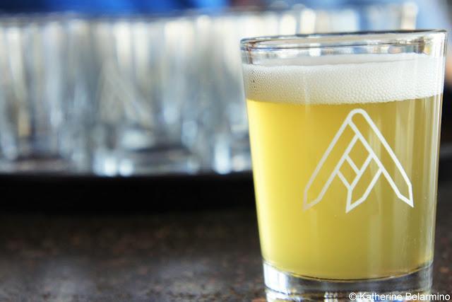Ratio Beerworks Dear You French Saison Denver Brewery Tour