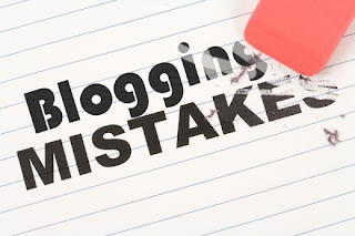 5 Reasons, Misakes, Blogging Mistakes