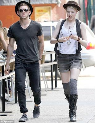 Evan Rachel Wood-Jamie Bell