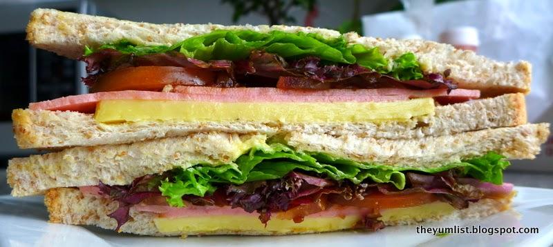 London Sandwich Co., KLCC
