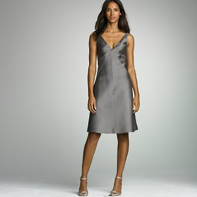 Wedding guest dresses for Grey dress wedding guest