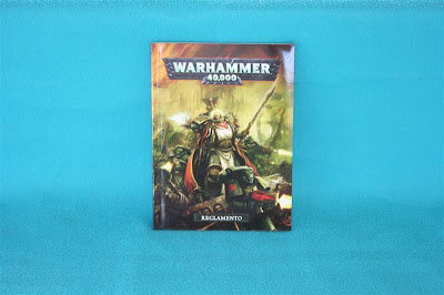 Reglamento de bolsillo de la 6ª edición de Warhammer 40000
