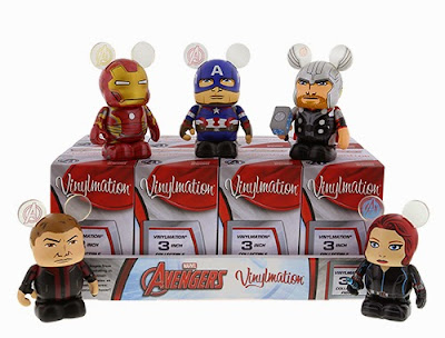 Avengers: Age of Ultron Marvel Vinylmation Blind Box Series by Disney
