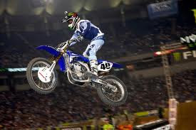 Yamaha Supercross Bike Game