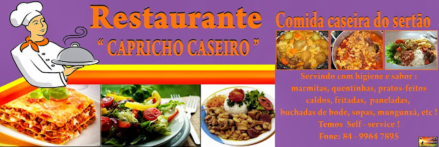 RESTAURANTE CAPRICHO CASEIRO