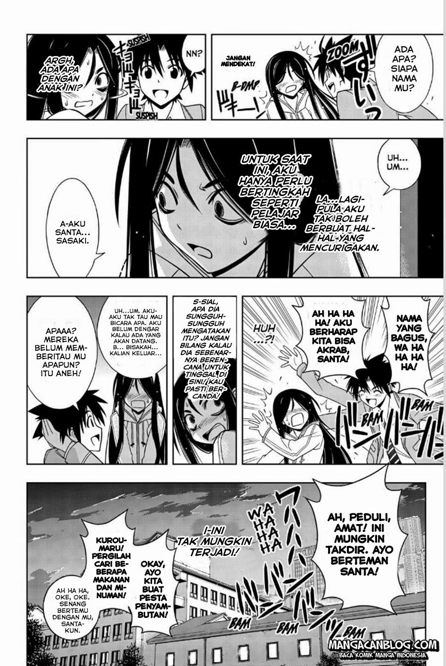 Komik uq holder 046 - the psion 47 Indonesia uq holder 046 - the psion Terbaru 2|Baca Manga Komik Indonesia