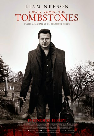 A Walk Among the Tombstones 2014 poster