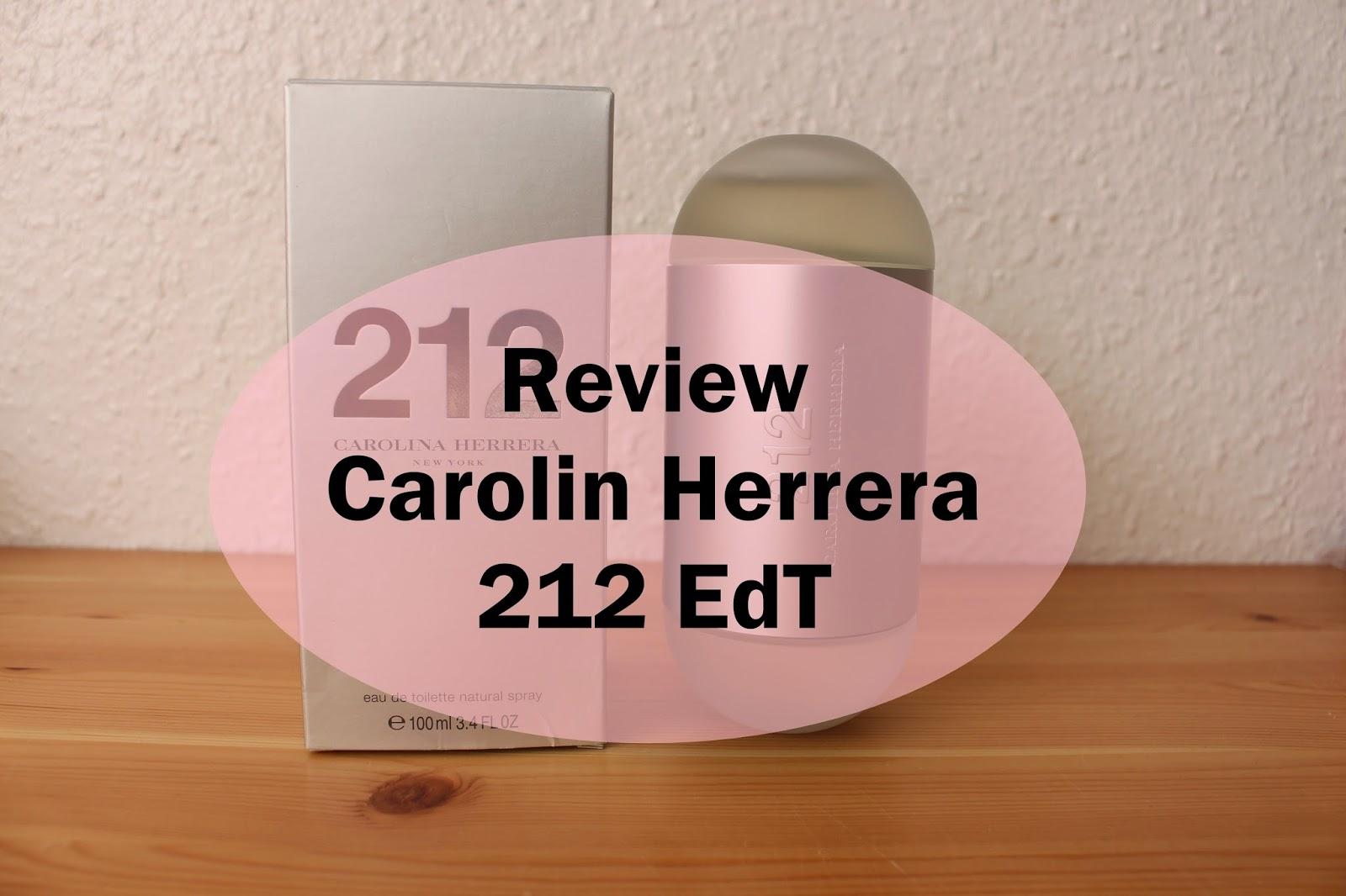 Carolina Herrera 212 EdT