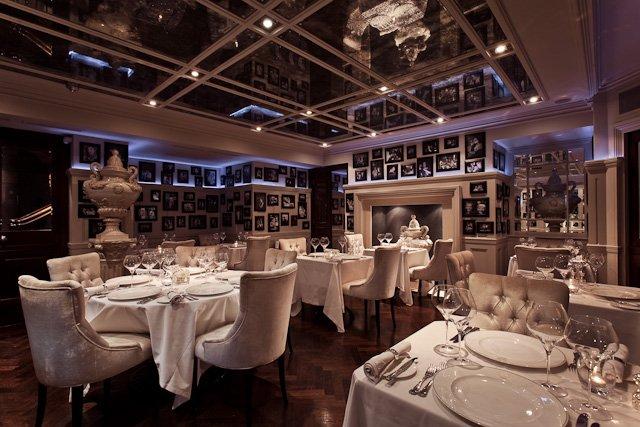 Loveisspeed no 11 hotel london for Leonardo s dining room