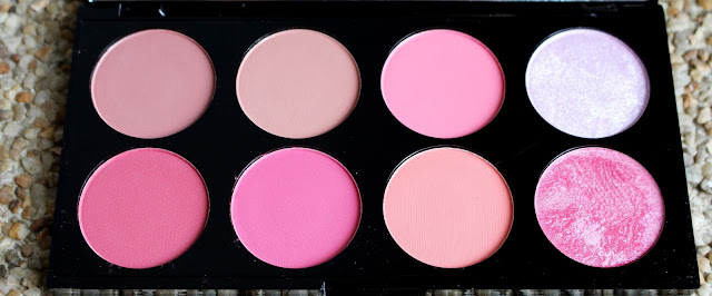 Avis palette sugar and spice makeup revolution