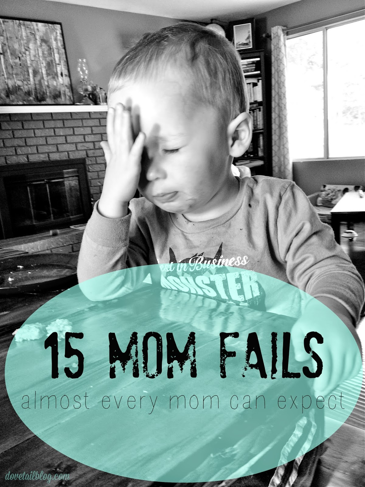 15 Mom Fails That Almost Every Mom Can Expect