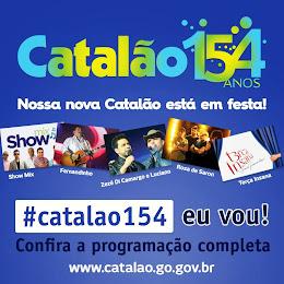 CATALÃO 154 ANOS