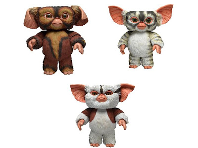 NECA Gremlins Mogwai Series 4 - Brownie, Doodah and Penny Figures