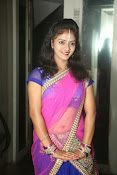 Young actress Jaya Harika in half saree-thumbnail-16
