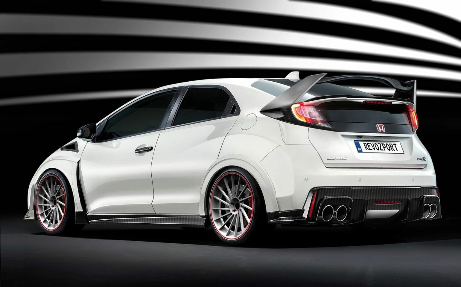 Categories Featured Honda Honda Civic Honda Civic Type-R RevoZport