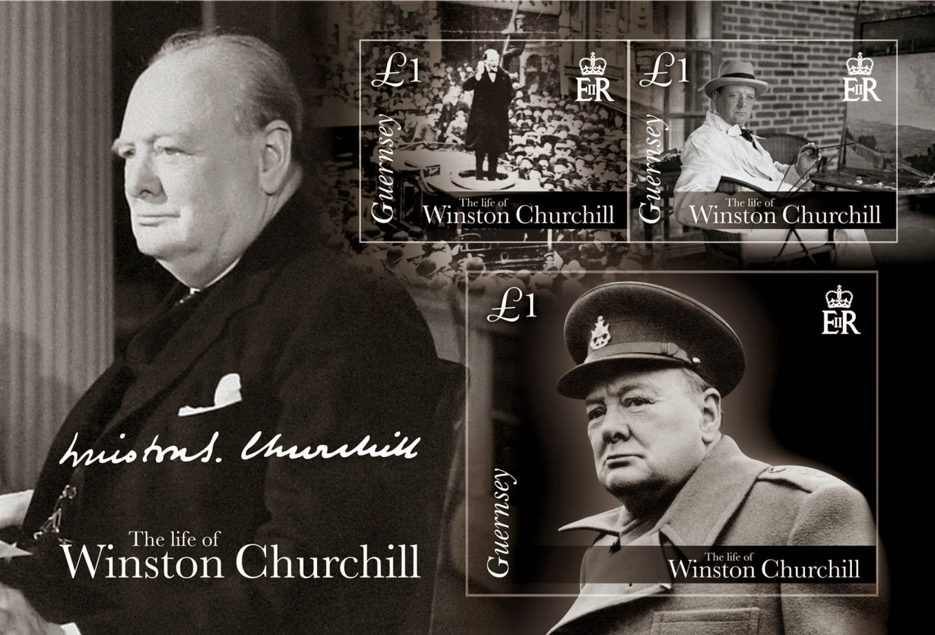 herald dick magazine hommage winston churchill. Black Bedroom Furniture Sets. Home Design Ideas