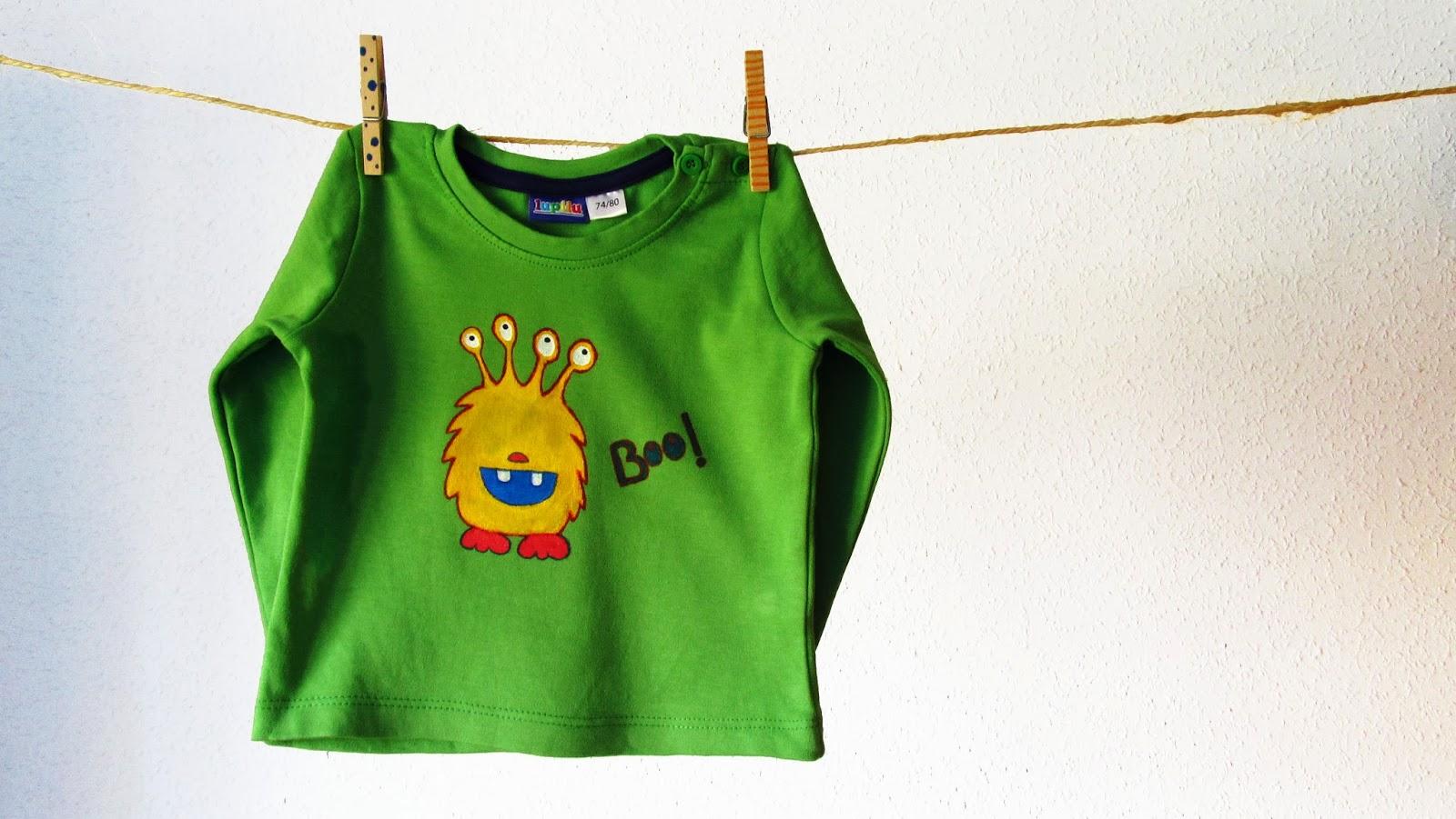 camiseta bebé pintada_ameiseblog