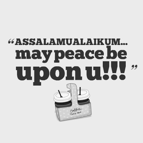 Peace be upon you