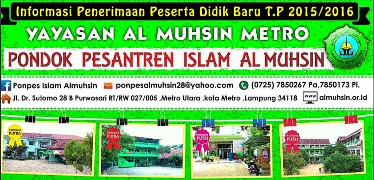 Ponpes Al Muhsin Metro